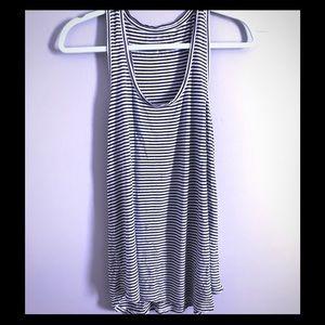 Saks Fifth Avenue striped tank top ✨💫